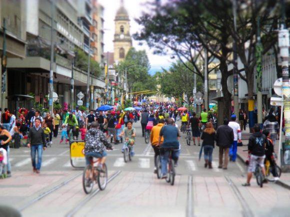 Bogota-Ciclovia